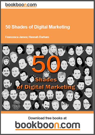 50 Shades of Digital Marketing e-book